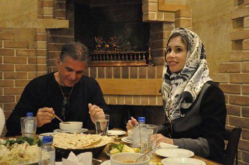 عکس همسر دوم کارلوس کیروش,عکس همسر کارلوس کیروش,زن کارلوس کی روش سرمربی تیم ملی ایران,همسر جدید کارلوس کی روش در ایران