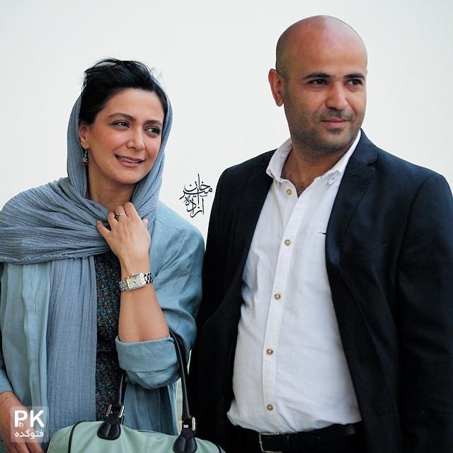 عکس الهام کردا و همسرش سعید چنگیزیان