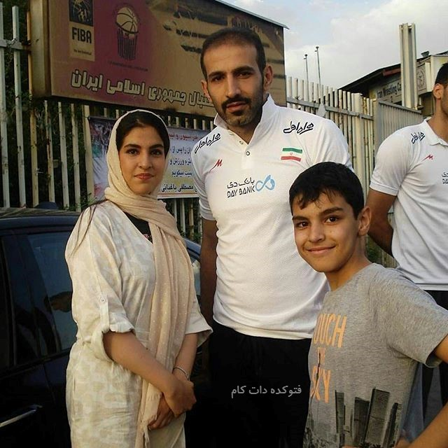 بیوگرافی حمزه زرینی و همسرش