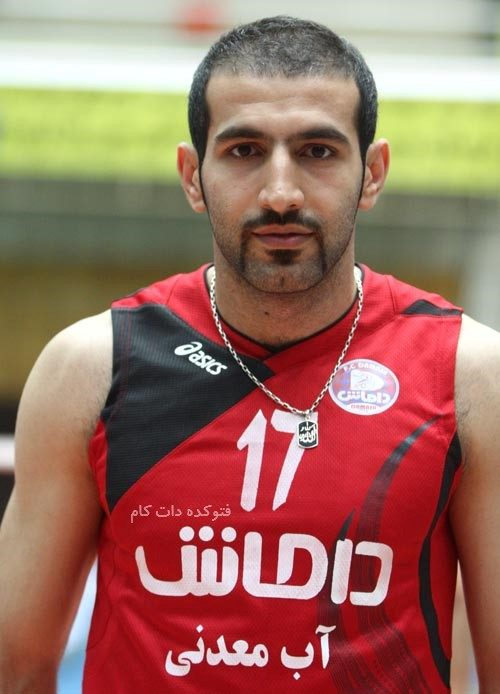 حمزه زرینی عکس و بیوگرافی با مصاحبه