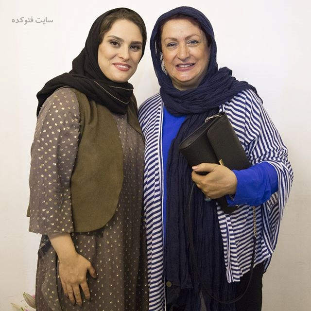 عکس هانا کامکار و مریم امیرجلالی + بیوگرافی
