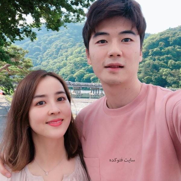 عکس هان های جین (سوسانو جومونگ) و همسرش