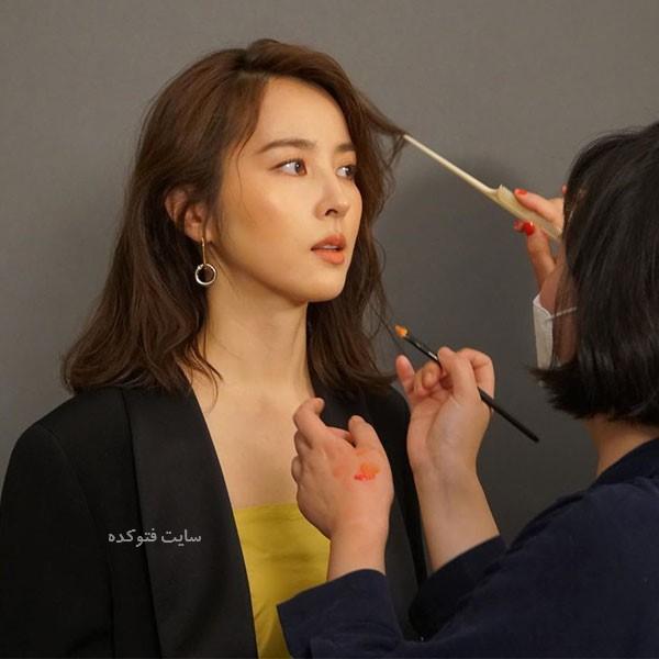 بیوگرافی هان های جین (سوسانو) و همسرش + داستان زندگی  سوسانو