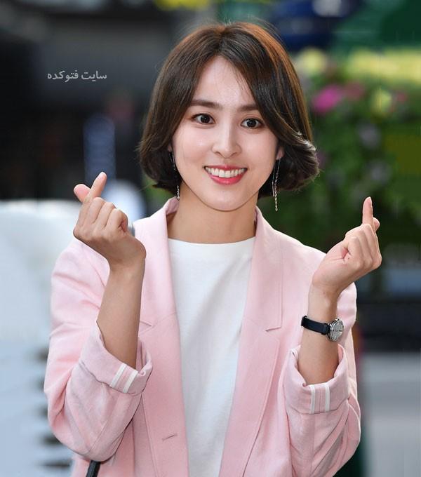 بیوگرافی هان های جین (سوسانو) و همسرش + داستان زندگی  سوسانوهان های جین بازیگر کره ای Han Hye-jin