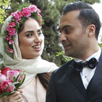 بیوگرافی هانیه غلامی و همسرش + ازدواج و زندگی خصوصی