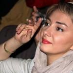حمله طرفداران پاشایی به هانیه توسلی