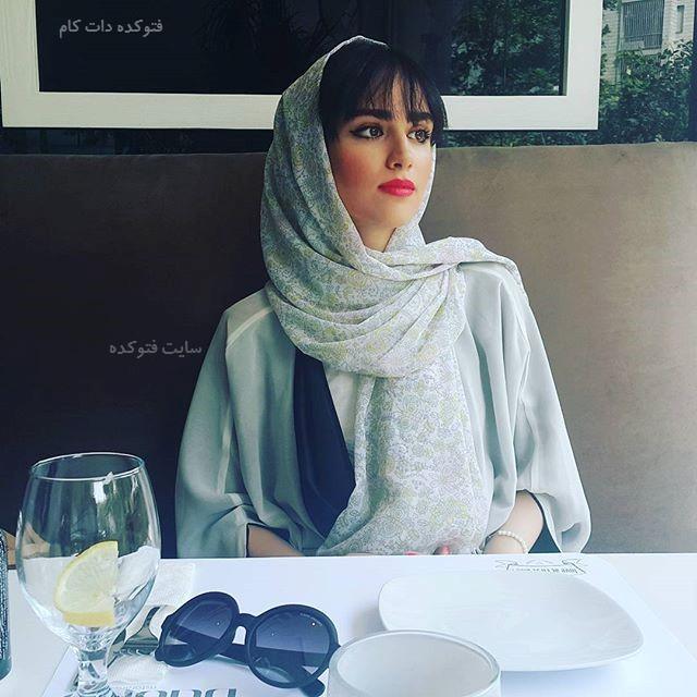 عکس و بیوگرافی هانیه غلامی + زندگی خصوصی و ازدواج