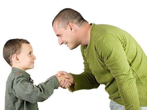 چگونه بچه های حرف گوش نکن را حرفگوش کن کنیم ؟