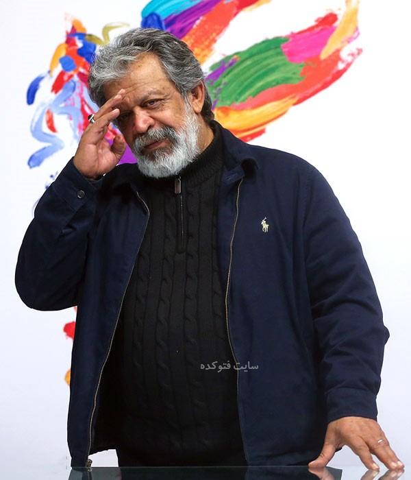 عکس های حسن پورشیرازی بازیگر + بیوگرافی