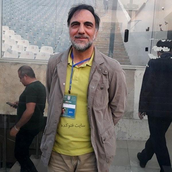 عکس و بیوگرافی حسن فتحی