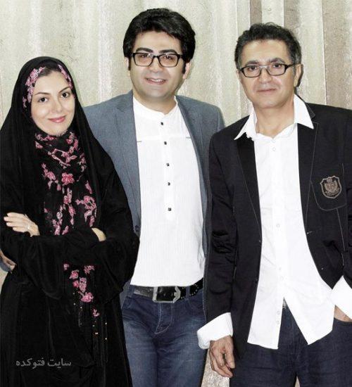 عکس فرزاد حسنی و آزاده نامداری + علت طلاق