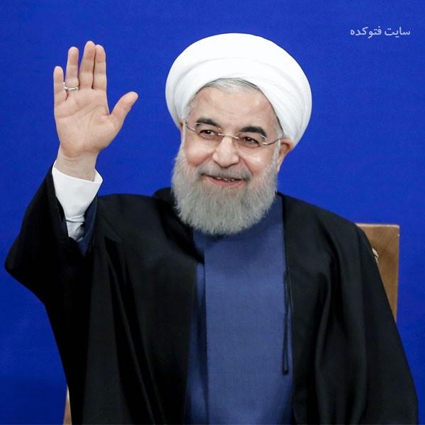 عکس و بیوگرافی حسن روحانی رئیس جمهور