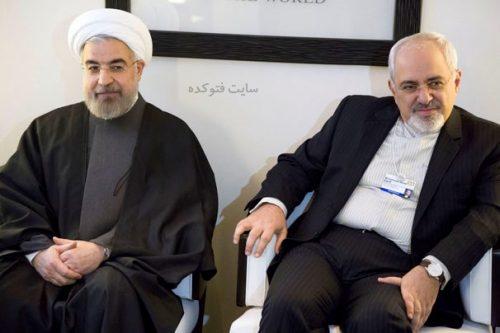 عکس حسن روحانی و دکتر محمدجواد ظریف + بیوگرافی کامل