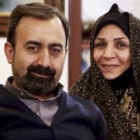 بیوگرافی حسن سلطانی و همسرش + زندگی و مجری گری