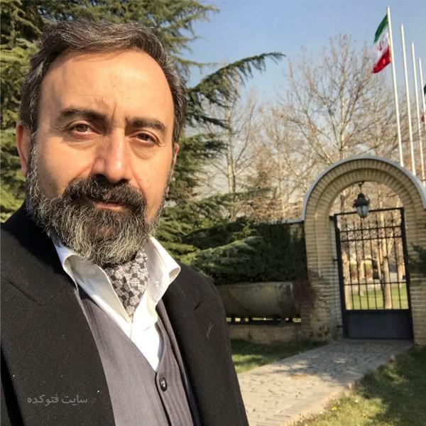 بیوگرافی حسن سلطانی مجری و گوینده خبر