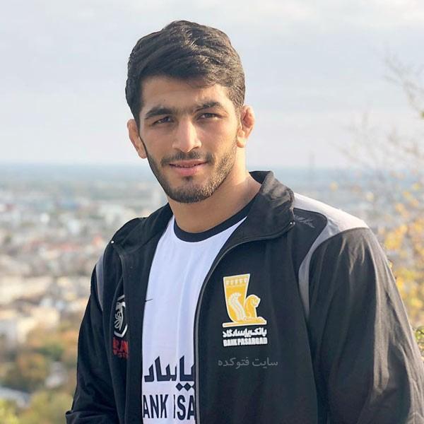 بیوگرافی حسن یزدانی کشتی گیر تیم ملی با عکس جدید