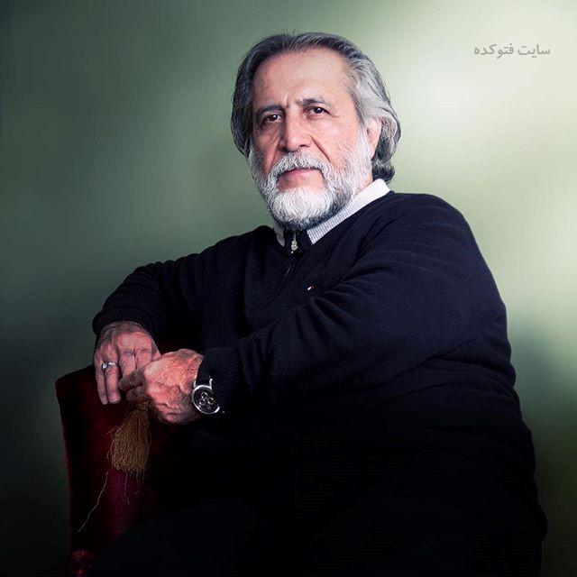عکس بیوگرافی حسن زارعی بازیگر