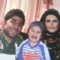 هاشم بیک زاده و همسرش + بیوگرافی