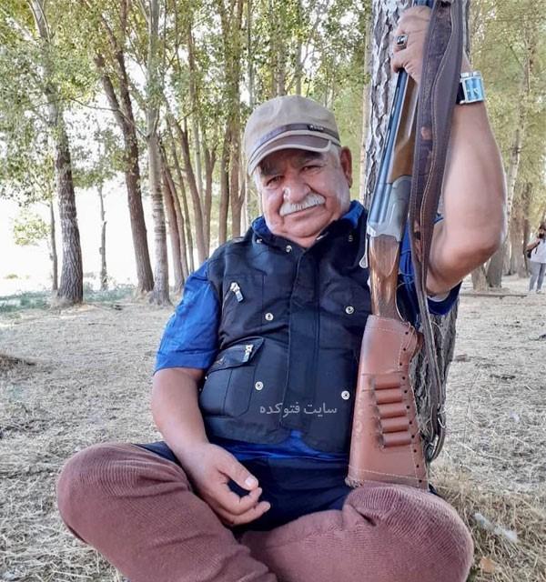 بیوگرافی هاشم چاوشی بازیگر آذربایجانی