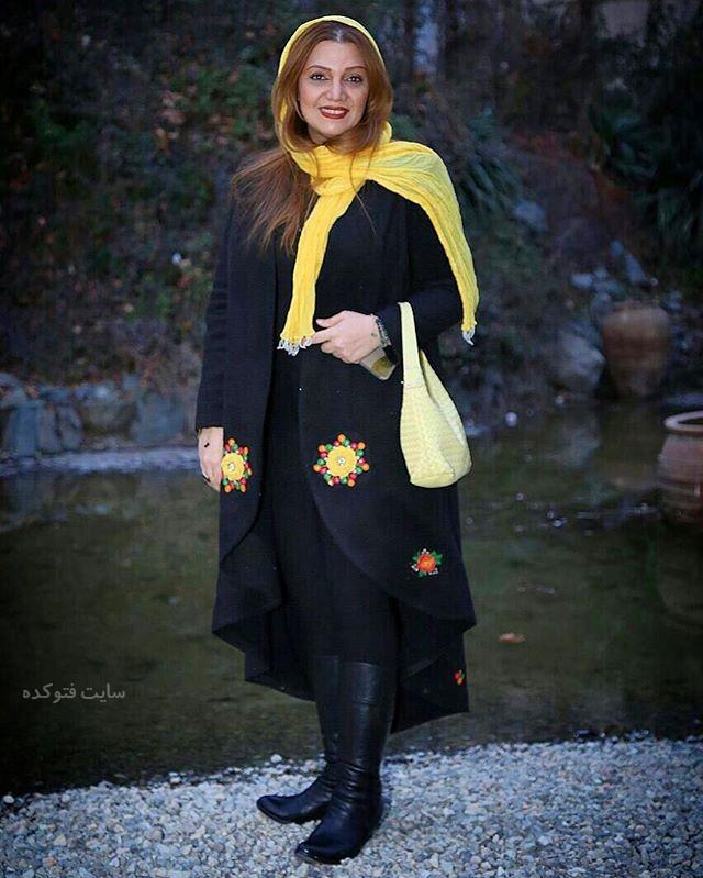 عکس و بیوگرافی الهام پاوه نژاد بازیگر سریال هست و نیست