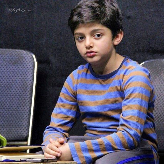 عکس امیرصدرا حقانی بازیگر سریال هاتف