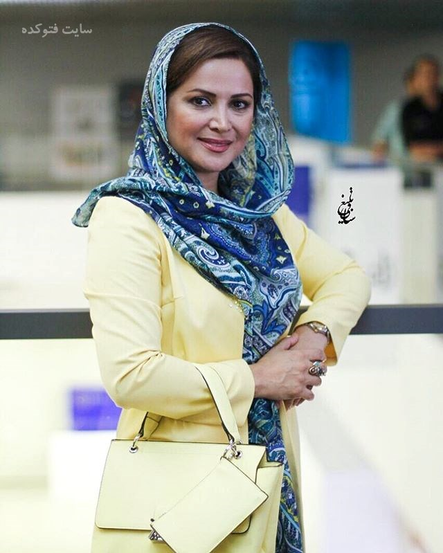 عکس کمند امیرسلیمانی بازیگر سریال هاتف (بیوگرافی)