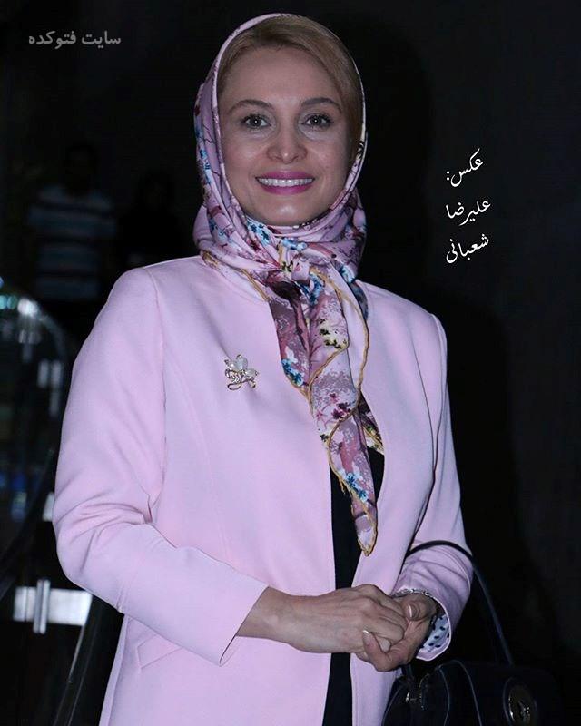 عکس مریم کاویانی بازیگر سریال هاتف (بیوگرافی)