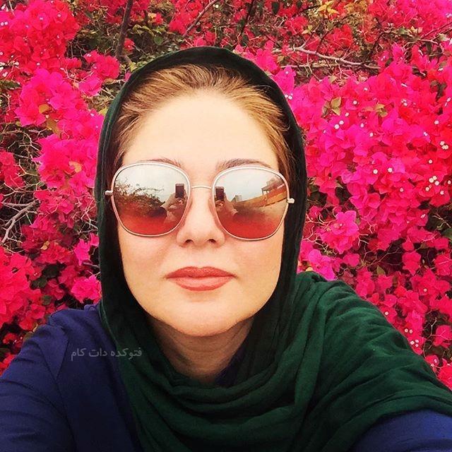 عکس رزیتا غفاری بازیگر سریال هاتف (بیوگرافی)