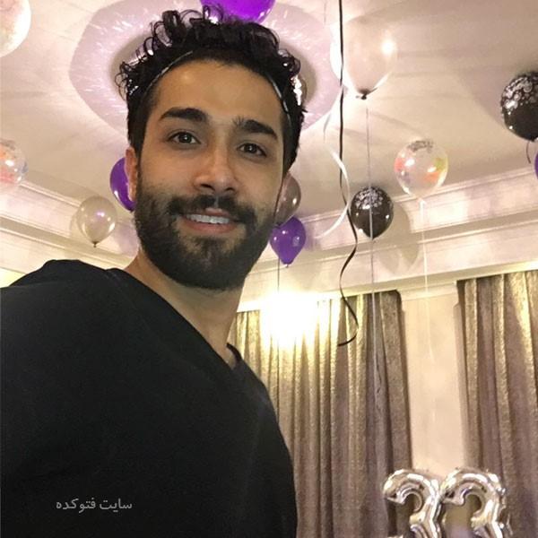 بیوگرافی بازیگران سریال حوالی پاییز حسین مهری