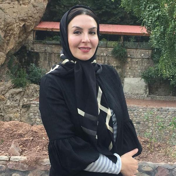 آزیتا ترکاشوند در سریال هیولای مهران مدیری