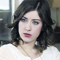 لیلا حازال کایا (فریحا) و خواستگار سمج ایرانی