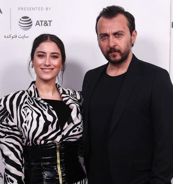 هازال کایا و همسرش علی آتای + زندگی شخصی