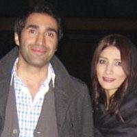 بیوگرافی هادی کاظمی و همسرش + عکس خانوادگی
