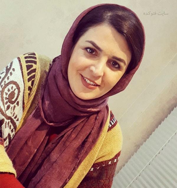 عکس بیوگرافیحدیث نیکرو بازیگر زن لاهیجانی