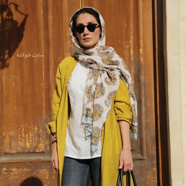 تصاویر خاص و جدید از خانم Hedieh Tehrani