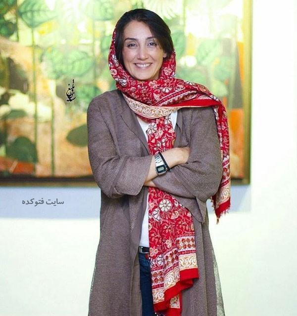 Hedieh Tehrani بازیگر