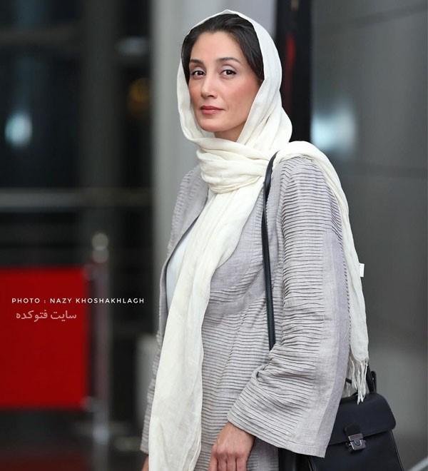 داستان زندگینامه هدیه تهرانی بازیگر با بیوگرافی