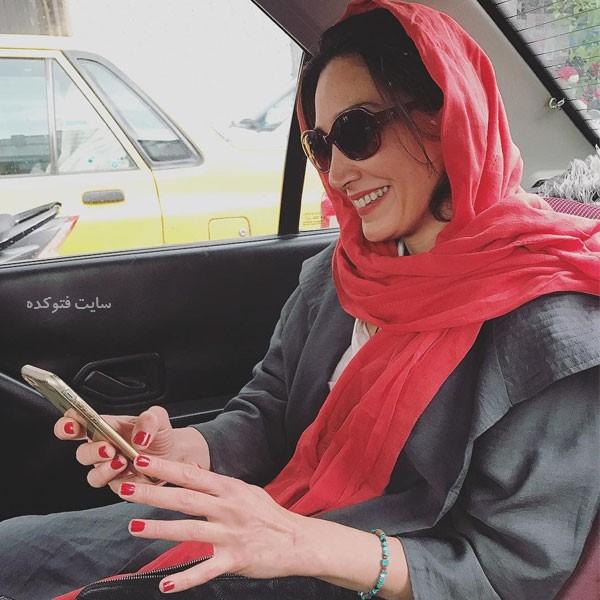 عکس های هدیه تهرانی بازیگر و فعال اجتماعی با بیوگرافی کامل
