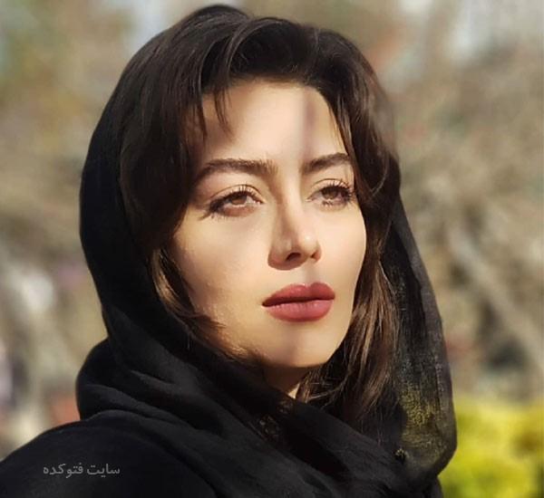 بیوگرافی هدیه بازوند بازیگر زن