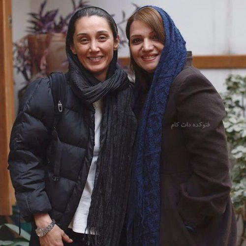 عکس جدید هدیه تهرانی با بیوگرافی