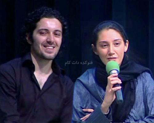 عکس هدیه تهرانی و همسر سابقش هومن بهمنتش