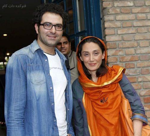 عکس هدیه تهرانی با بیوگرافی