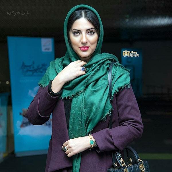 عکس های هلیا امامی بازیگر نقش مهربانو سریال از یادها رفته