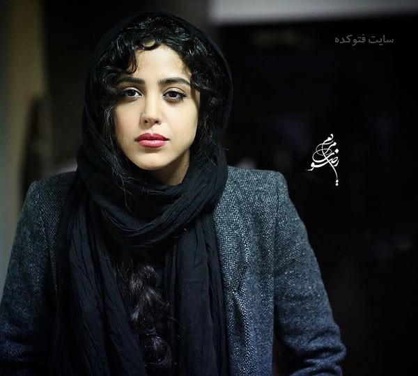 بیوگرافی هنگامه حمیدزاده بازیگر زن