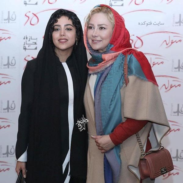 هنگامه حمیدزاده و آنا نعمتی + بیوگرافی