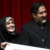 حسامالدین سراج و همسرش با عکس و بیوگرافی