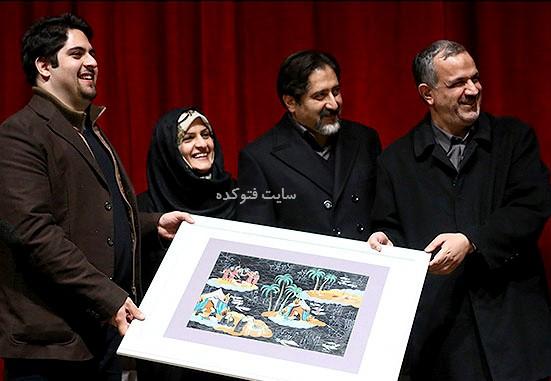 حسام الدین سراج و همسرش + بیوگرافی کامل