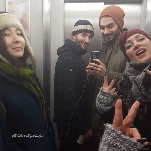 عکس گروه بابک سعیدی در استیج سری 2