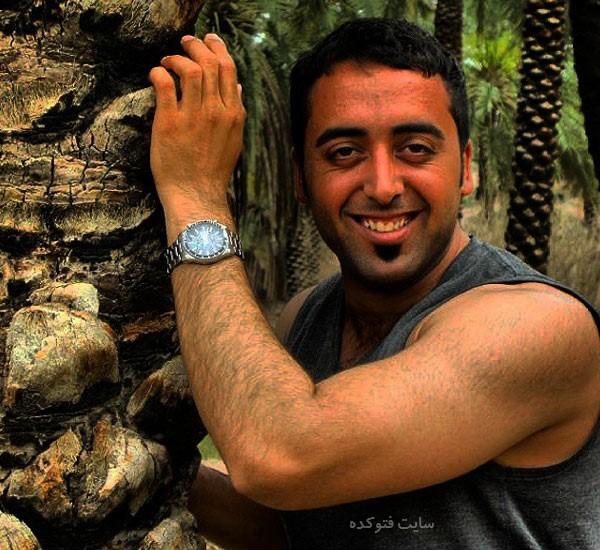بیوگرافی حسام خلیل نژاد بازیگر + عکس شخصی