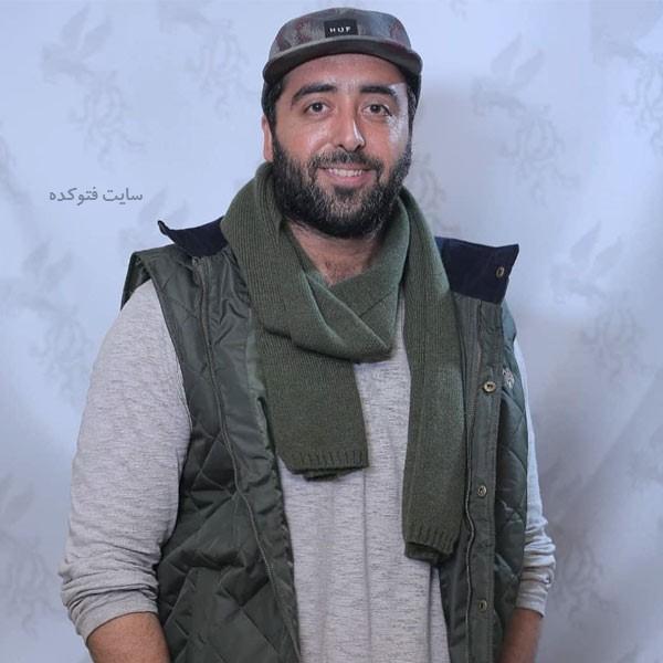عکس و بیوگرافی حسام خلیل نژاد بازیگر سریال پردیس